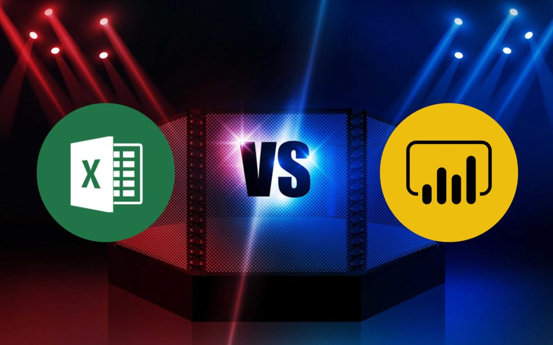 Why use Excel when PowerBI is better?